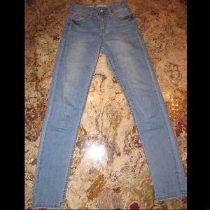 Cali Ultra High Rise Denim Jeans size 1